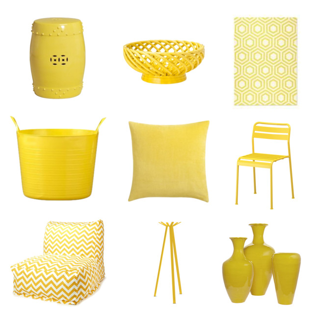 Yellow Decorative Accents Posted By Rebekah 1 Comment Accessories