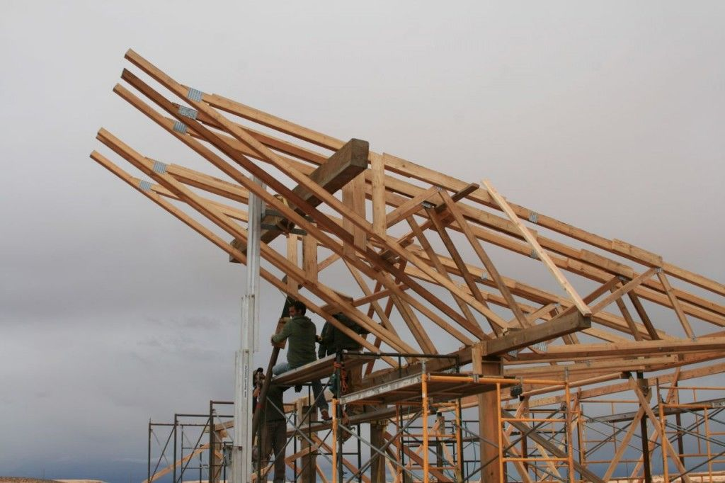 Bluff5 1024x682 Jpg 1024 682 Roof Trusses Chinese Courtyard Clifton Springs
