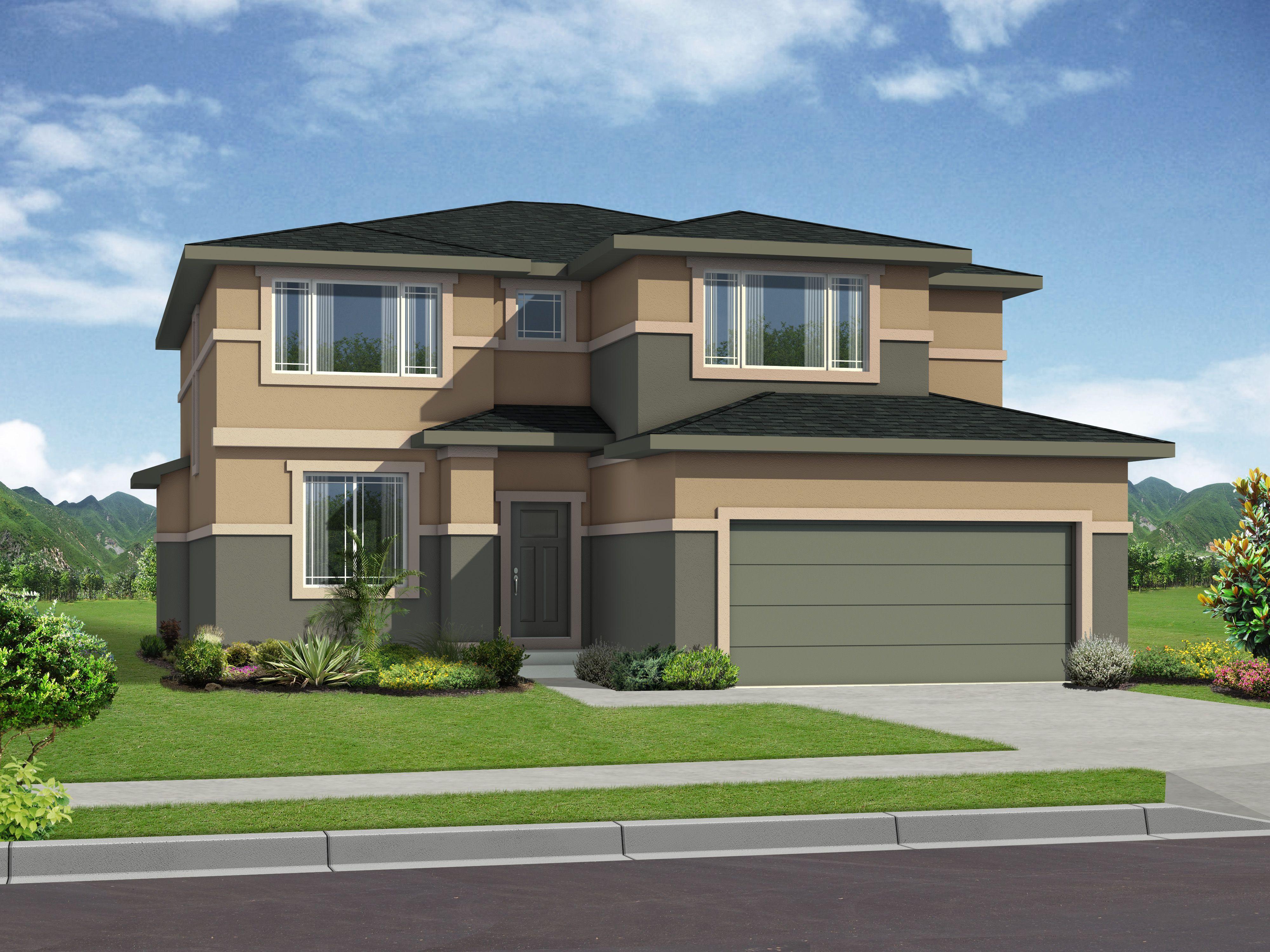 Windom Rendering In 2020 Home Builders Model Homes Home
