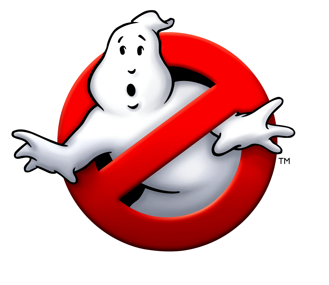 First Look At The New Ghostbusters On Set Ghostbusters Ghostbusters Logo Scary Clips