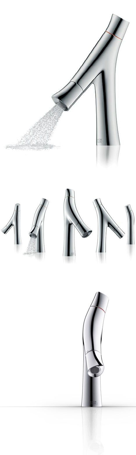 Axor\'s Starck Organic Collection | Philippe starck, Faucet and ...