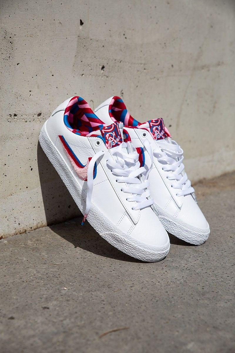 Gros plan sur la collaboration Nike x Parra | Nike, Sneakers, Nike ...