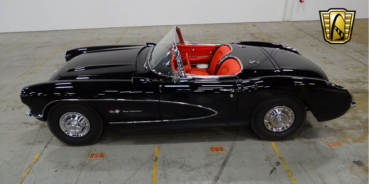 1957 Chevrolet Corvette Offered For Sale By Gateway Classic Cars Chevrolet Corvette Chevrolet Corvette