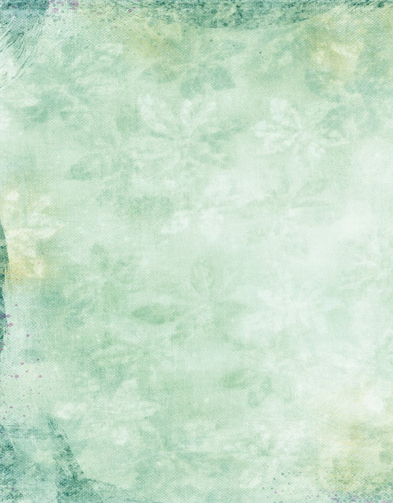 portada con diseño hoja verde esmeralda