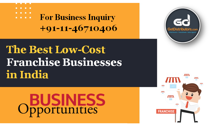 The Best Low Cost Franchise Businesses