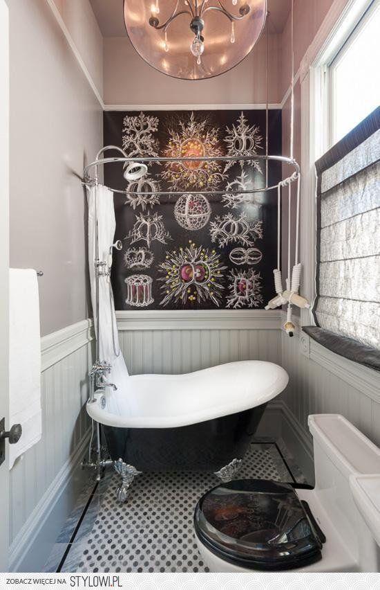 Małe łazienki Z Wanną Galeria Wnętrz Na Stylowipl