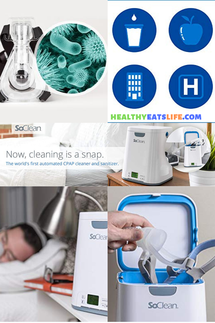 The World S 1st Auto Cpap Cleaner Cpap Cpap Machine Cpap Hose