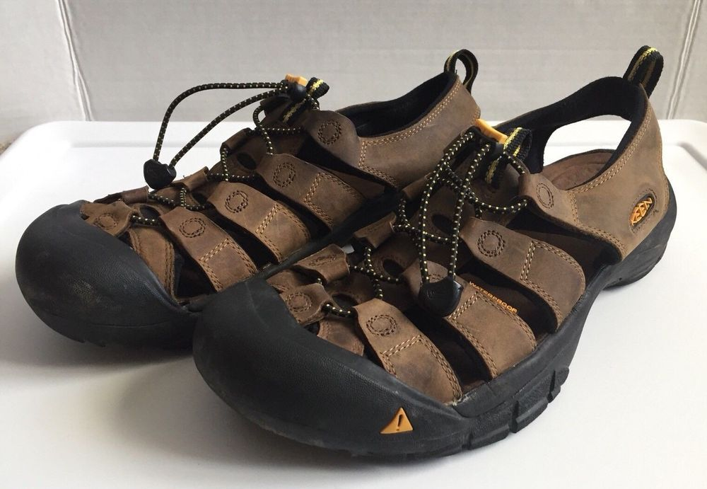 2b359030a9f KEEN Mens Newport H2 Tan Hiking Trail Walking Sandals Water Shoes Size 11  #fashion #clothing #shoes #accessories #mensshoes #sandals (ebay link)