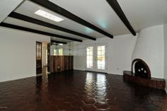 Dark Stained Terracotta Tiles Floor Decorating Ideas Google