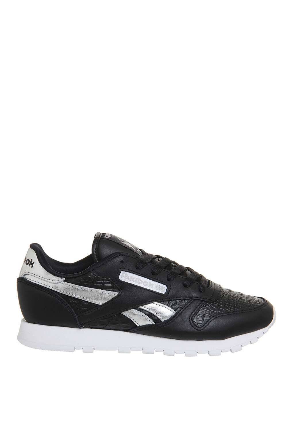 **Classic Leather Trainers by Reebok - Shoes- Topshop Europe