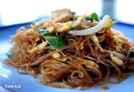 Pad Thai Glass Noodles Recipe