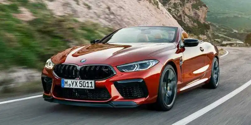 2020 Bmw M8 Cabriolet Car News Audi Sport Bmw Classic Cars Bmw