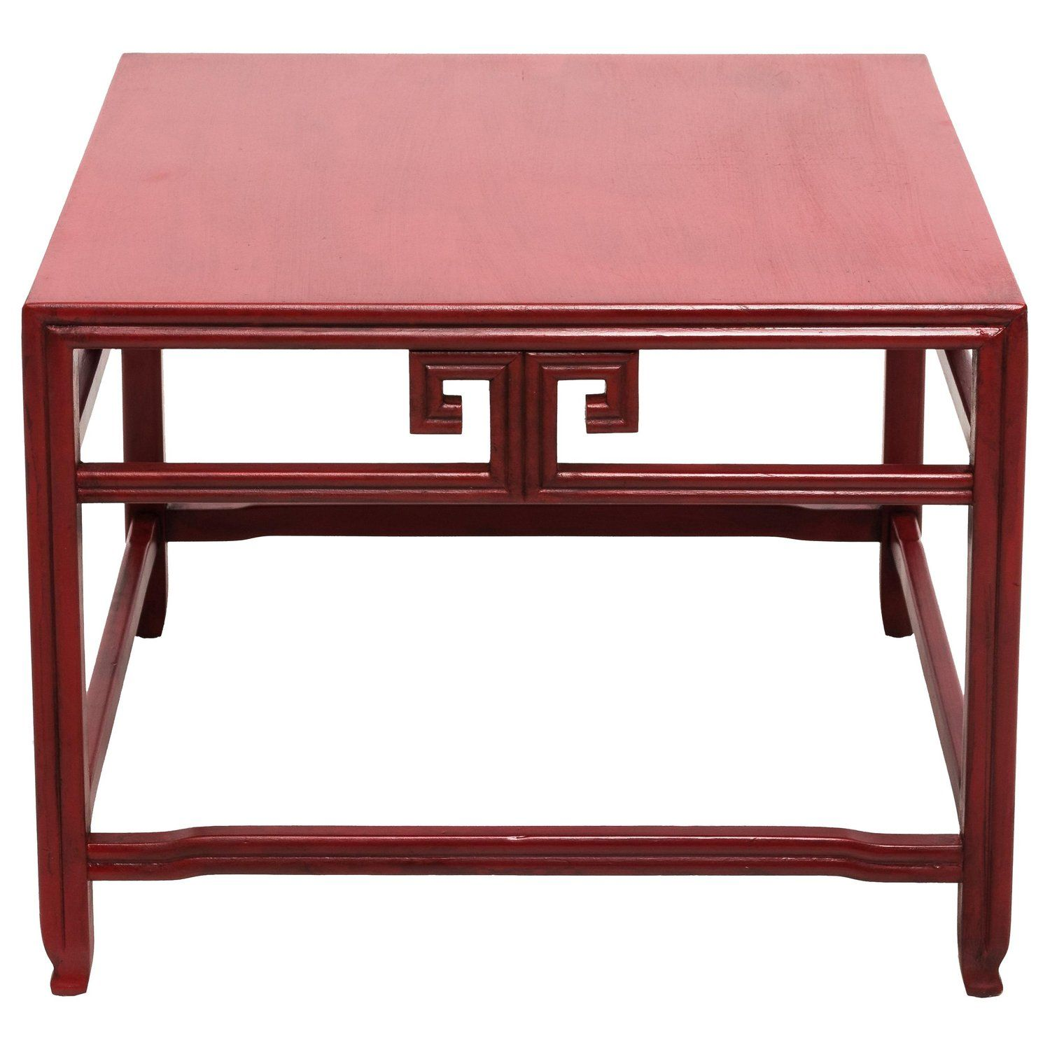 Michael Taylor For Baker Far East Red Occasional Table Occasional Table Baker Furniture Silver Console Table