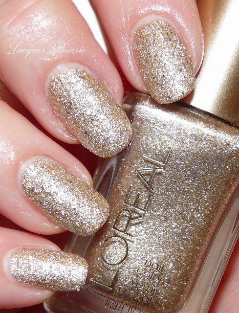 L'Oreal Color Riche Gold Dust The Statement Piece