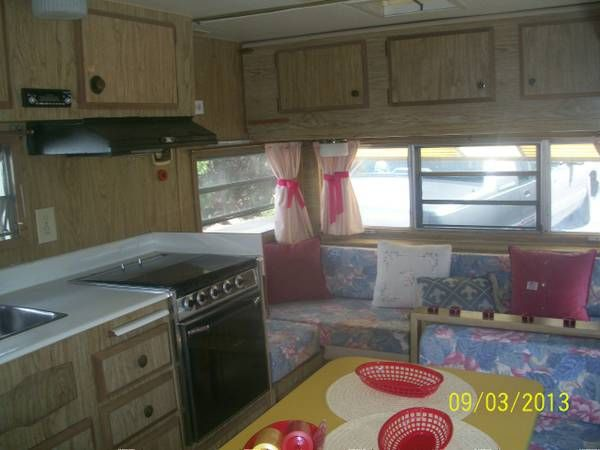 1973 Terry Travel Trailer