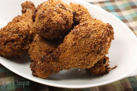 This Quot Fried Quot Chicken Is Moist And Crispy And Loaded With