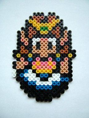 PixelBead: Princess Zelda by DrFrancisGross on DeviantArt