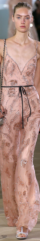 Monique Lhuillier - Spring 2017 RTW | Dresses | Pinterest | Vestidos ...
