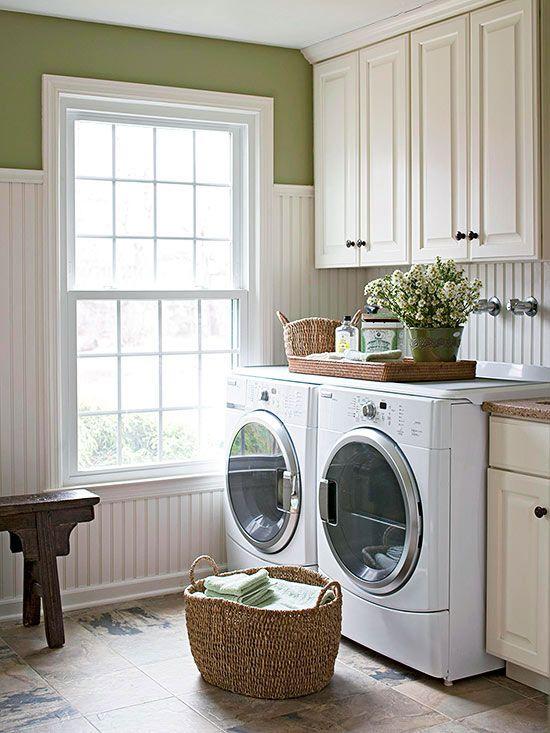 moderne waschk che traumhaft kreative ideen f r einrichtung und gestaltung praktische tipps. Black Bedroom Furniture Sets. Home Design Ideas