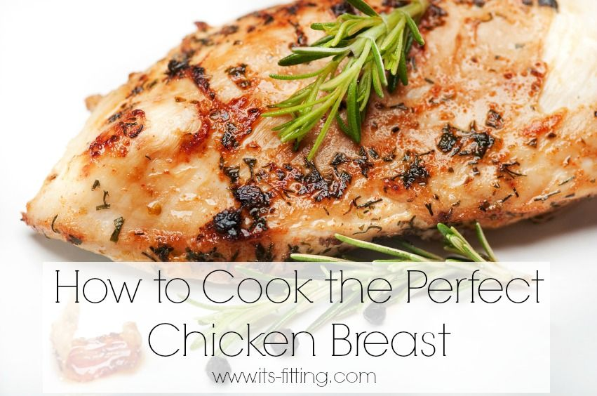 how to cook perfect frozen chicken breasts