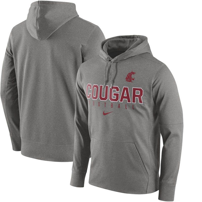 Nice Washington State Cougars Nike Circuit Performance Pullover Hoodie  supplier