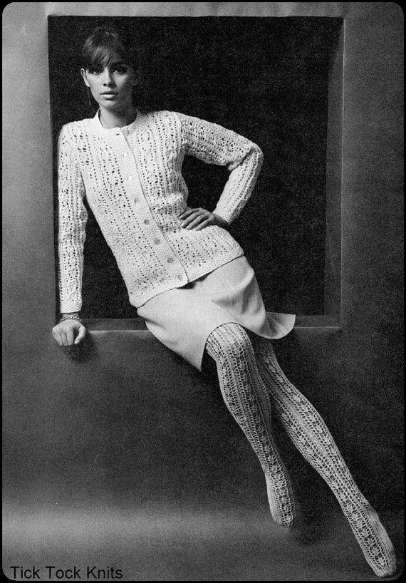 No.163 PDF Vintage Crochet Pattern Women's Afghan by TickTockKnits