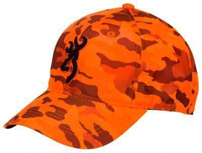 5b491ff1009 Browning Blaze Camo Cap for Men  HuntingApparelandClothesforMen ...