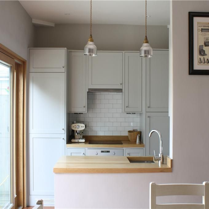 Best Kitchen Diner In Cornforth White Pavillion Gray 400 x 300