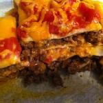 Quick & Easy Dinner: Layered Taco Bake Recipe