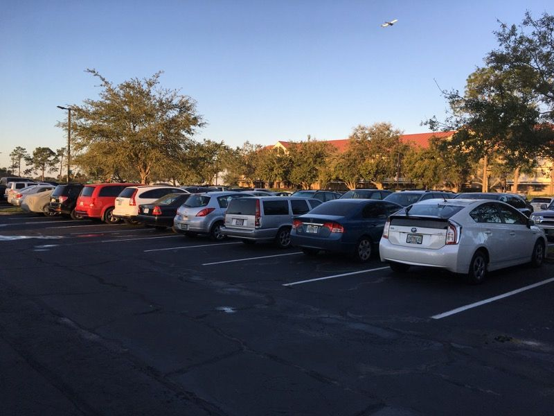Check Out Different Orlando Airport Parking Spots Online And Avoid