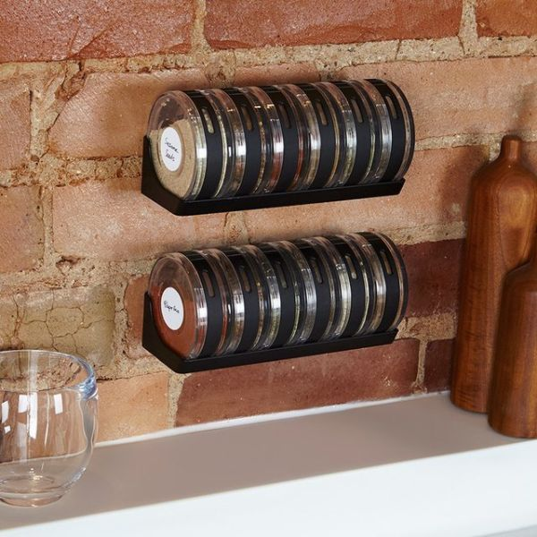 Awesome Modern Storage Solutions For Spices   10 Rack Design Ideas