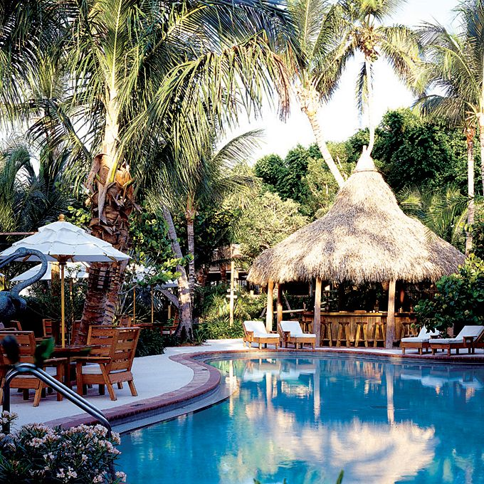4. Little Palm Island Resort & Spa, Little Torch Key, Florida    To get from your sumptuous bungalow