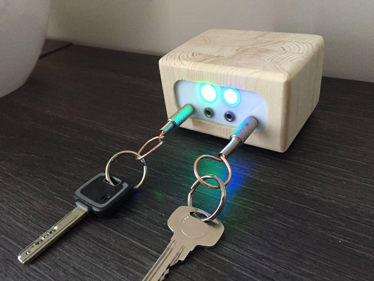 Keyholder arduino iot | Ciekawe pomysły | Pinterest | Arduino ...