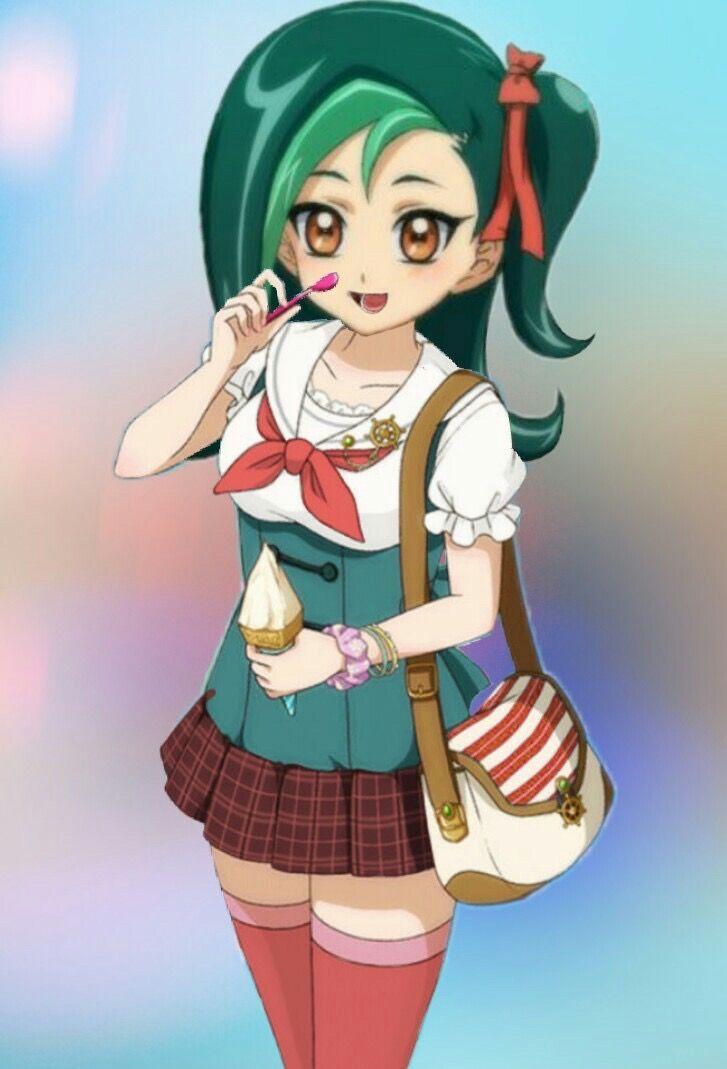 Kotori Mizuki ⭐️ Yugioh Zexal   Yu gi oh zexal, Anime