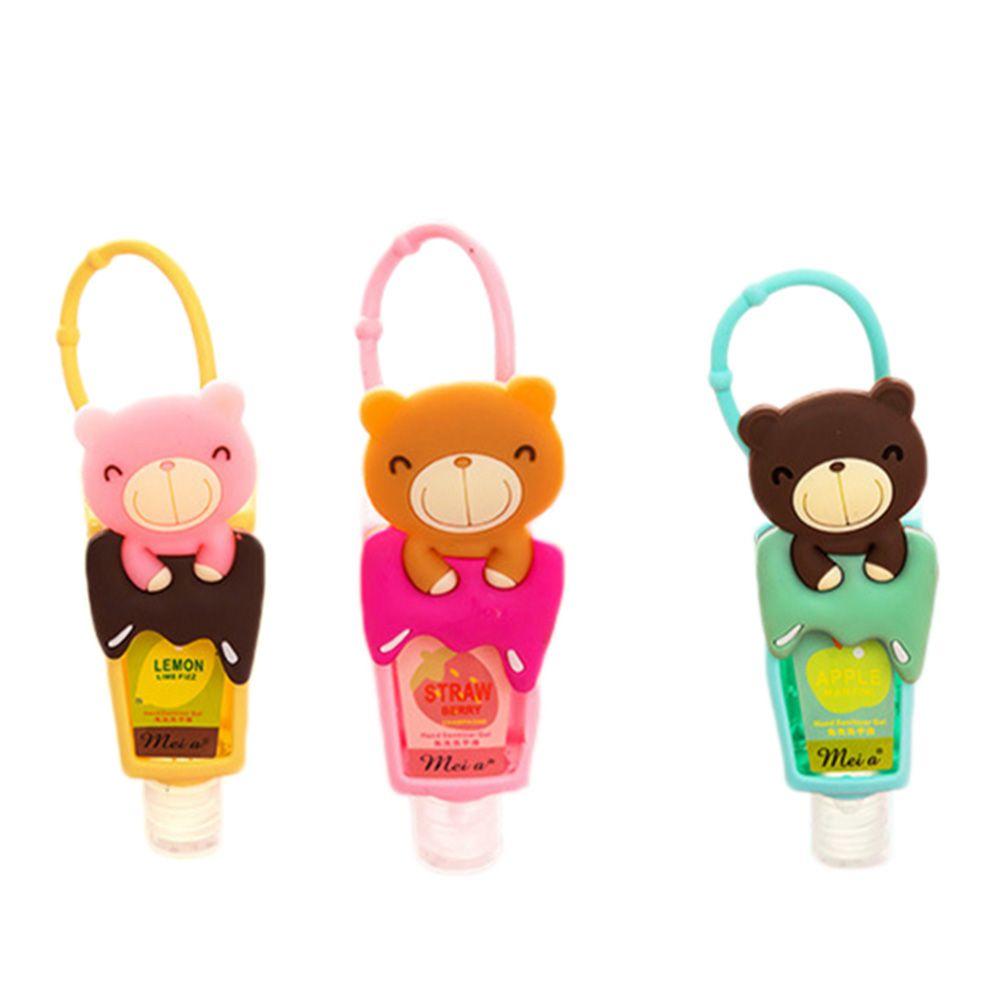 1pcs Cute Teddy Bear Hung Travel Portable Mini Fruit Hand