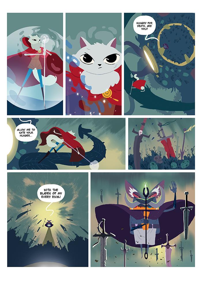 Nicolas Rix - Freelance Illustration, Character Design, Comic Books, Visual Development