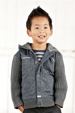 Little boys need more cute options, this is wayy cute