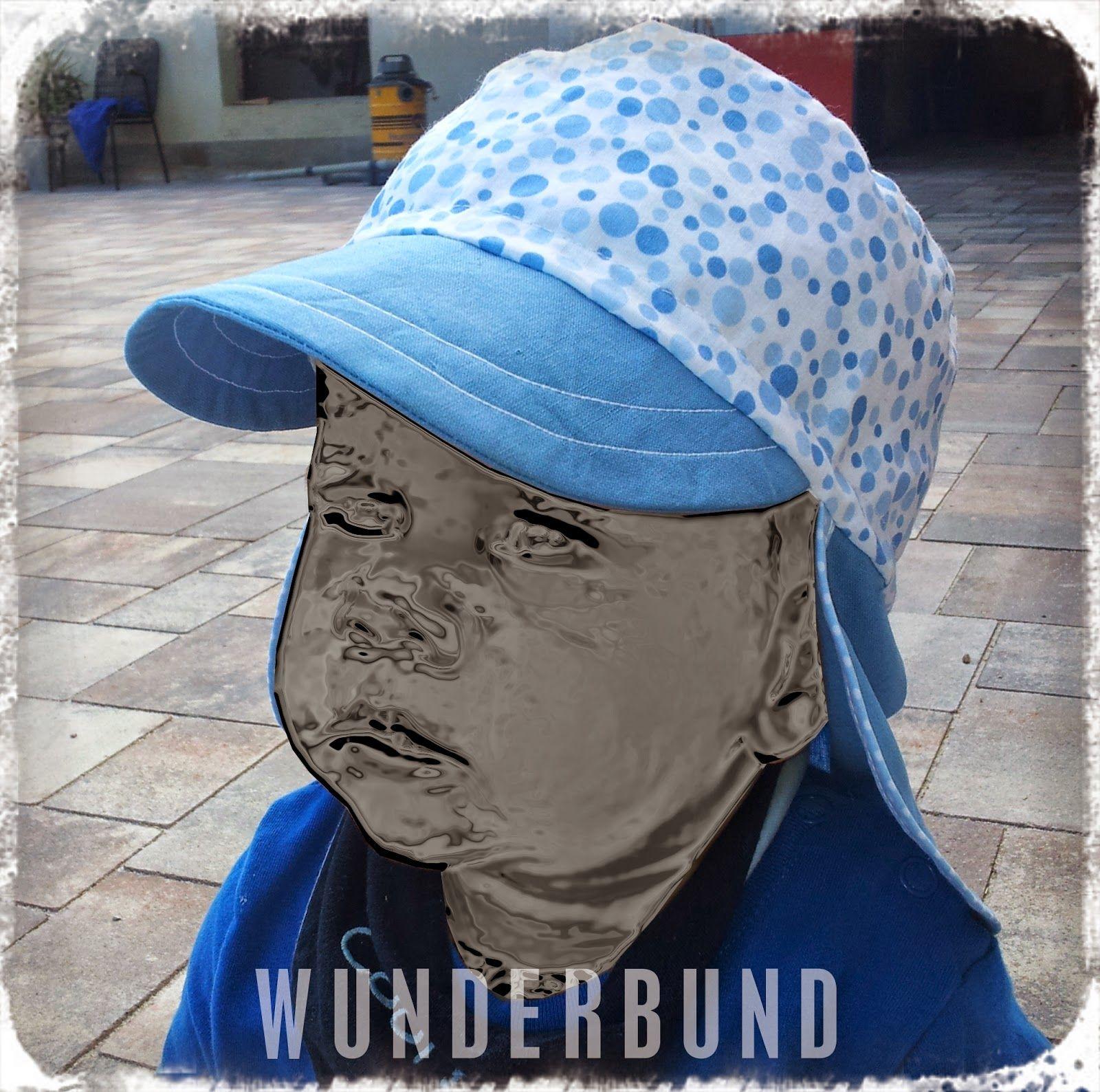 WUNDERBUND: Sonnenhut für Kinder Sommerhut Sonnenmütze Cap ...