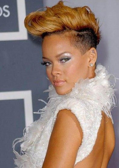Black Women Hairstyles Pictures — Mohawk Hairstyles for Black Women ...