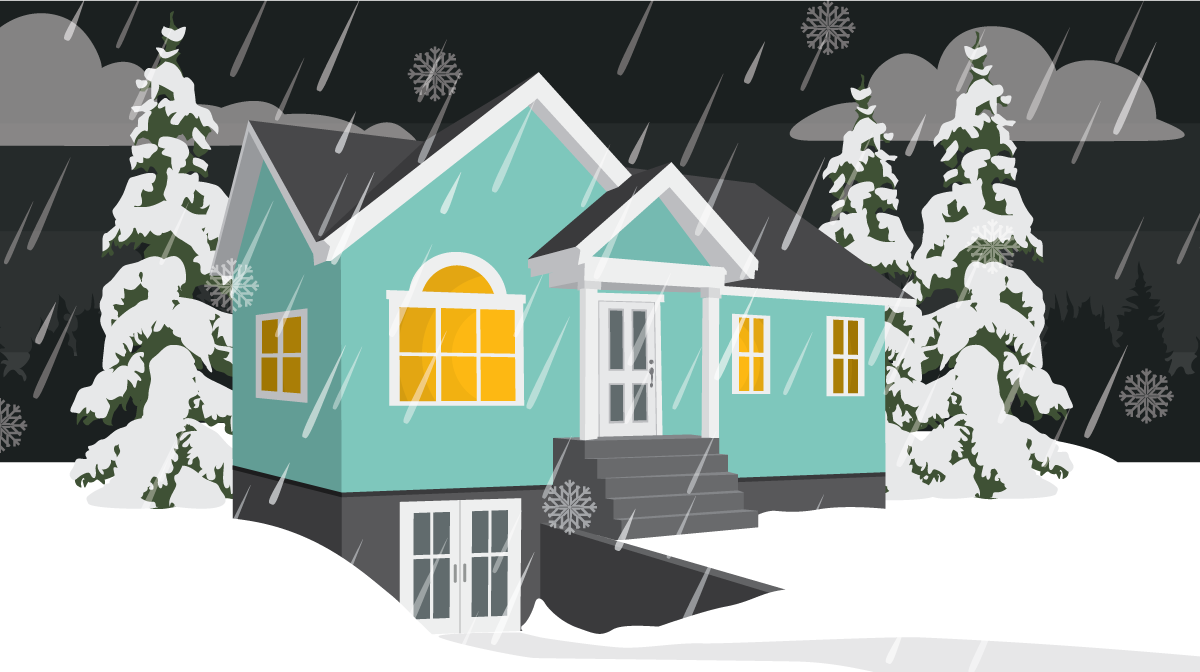 Preparing for a Winter Storm Get Your House in Order
