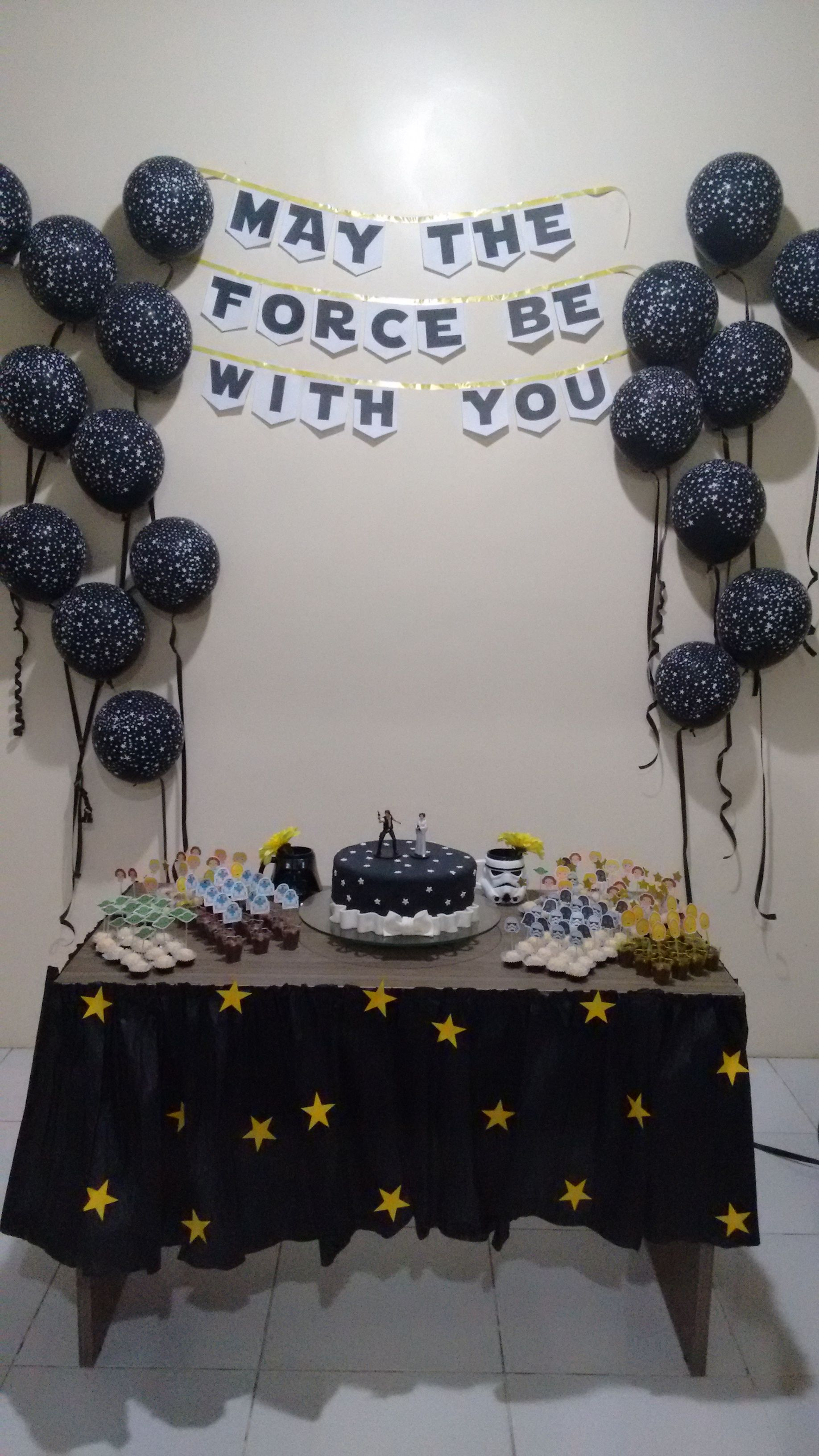 star wars bridal shower theme ideas & decorations