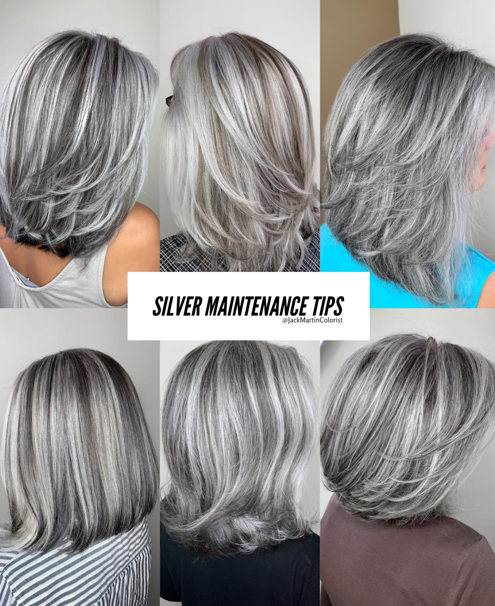 Cabello Welcome To Blog In 2020 Frisuren Graue Haare Graue Haare Highlights Silbergraue Haare