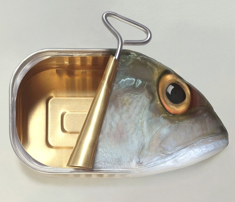 Fish Can by Art Grafts