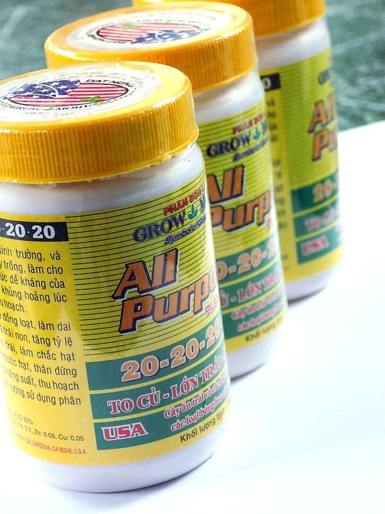 Dinh Dưỡng Npk 20 20 20 Coconut Oil Jar Succulents Coconut Oil