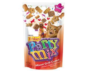 Free Friskies Treats Party Mix With The Kmart App Cat Treats Friskies Adventure Cat