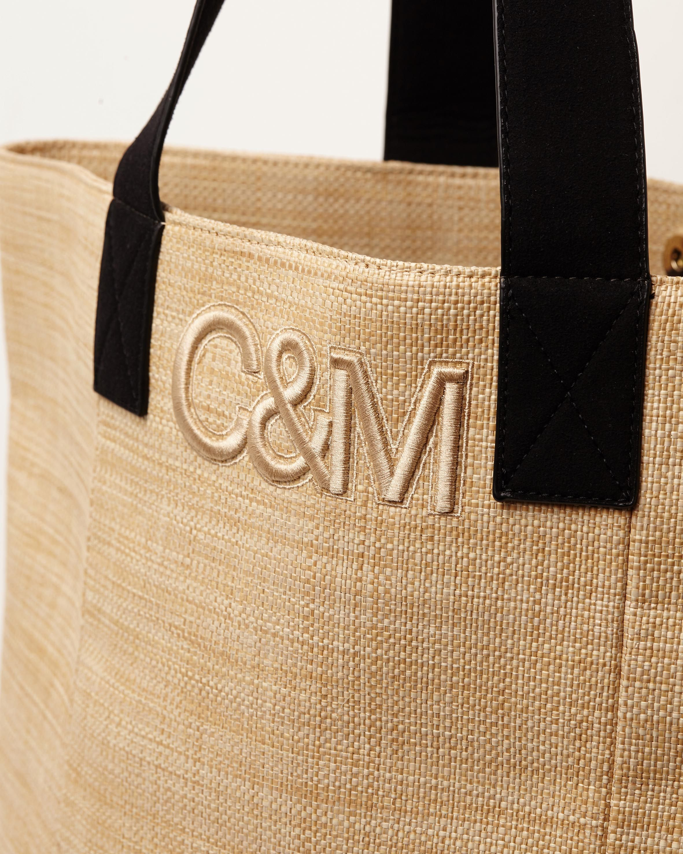 Dandellion Beach Bag by C & M Camilla and Marc Online | THE ICONIC ...