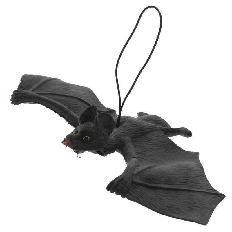 Hot Halloween Props Bat Witch Spider Hanging Decoration Party - spiders for halloween decorations