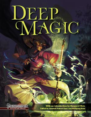 Deep Magic (Pathfinder RPG) Kobold Press Pathfinder