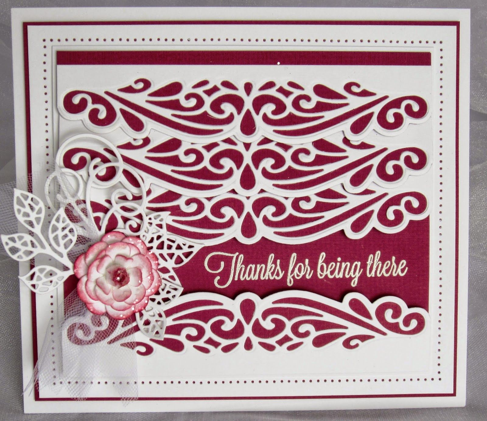 PartiCraft (Participate In Craft): Finishing Touches Collection Camellia Complete Petal die set