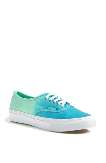 368e4ad7c2f0 Vans  Authentic Slim  Ombré Sneaker (Women) available at  Nordstrom ...